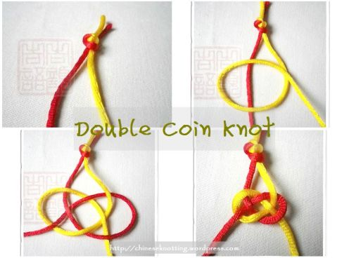 How to make a Double Coin Knot